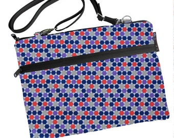 Laptop 13 inch Bag MacBook Air 13 inch sleeve / Retina / MacBook Pro 13 inch Case / Cover Padded FAST SHIPPING/Washable Dots Fabric