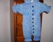 Infant Hooded Bunting by Never Felt Better