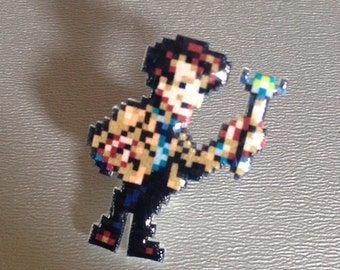 Eleventh Doctor - Doctor Who / Matt Smith pin