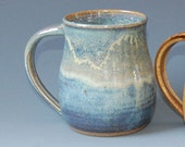 Mug- Light Blue Glaze