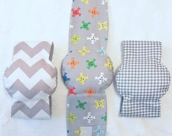 Male Dog  Belly Band Diapers Stop Marking many sizes set of 3