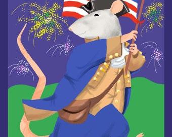 Patriot Rat