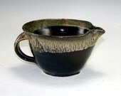 Stoneware Pottery Batter Bowl  2 cup size
