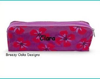 Personalized Pencil Case, Kids Pencil Case, Accessories Bag, Cosmetic Bag, Makeup Bag, Art Supplies Bag, Back to School Bag,