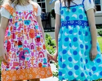 Fab Frocks Sewing Pattern