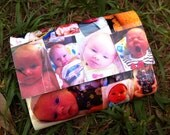 Personalized Custom Picture Duct Tape Wallet - With YOUR pictures