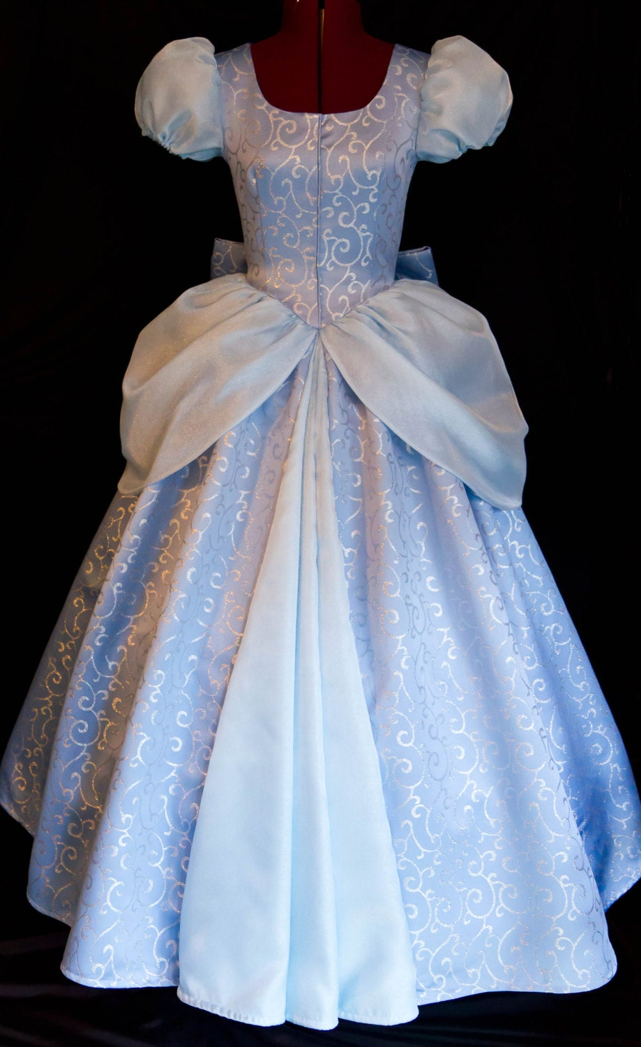 Cinderella GOWN Costume DELUXE Adult Version LIMITED
