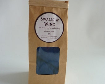 25g Swallow Wing pure merino roving for needle felting