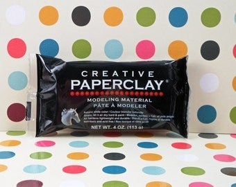 Creative Paperclay Package small 4oz