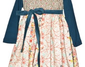 SAMPLE SALE -  Piper Dress in Maple  - Size 2