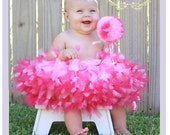 Pinkalicious Tutu Pink Tutu Dress Petti Tutu Baby Girl 2nd Birthday Tutu Infant Pettiskirt 2t 3t 4t