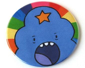 Adventure Time Magnet // Lumpy Space Princess Fan Art