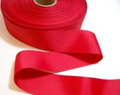Red Ribbon, Offray Red Grosgrain Ribbon 1 1/2 inches wide x 10 yards
