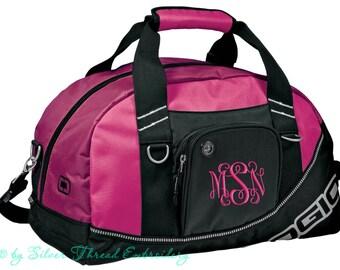 Personalized Duffle Bag Monogrammed Gym Duffel Ogio