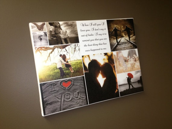 Personalized Collage Frames