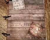 Good Rule    Journal, Junk Journal, Smash Book, Scrapbook, Mixed Media Journal