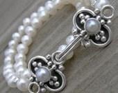Princess Pearl Bracelet