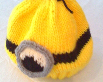 One-Eye Minion Hat