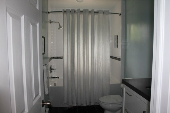 Items Similar To Custom Oversized Terry Cloth Shower Curtain Reduced Pricing While Supplies