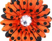 Halloween hair flowers for girls ladies babies etc.