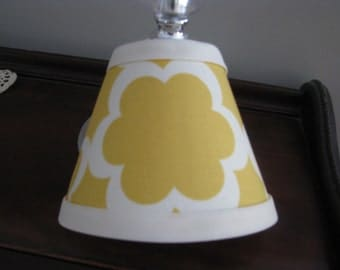 Taza Tarika in yellow Night Light
