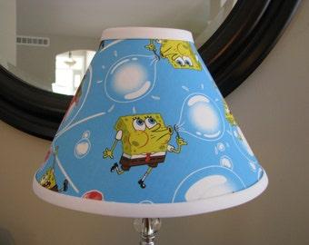 Lamp shade SpongeBob Squarepants