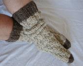 Slipper Socks, Tube Socks, Lounge Socks, Ankle Boot Socks, Warm Slippers, Warm Socks, Slouch Socks,  Unisex