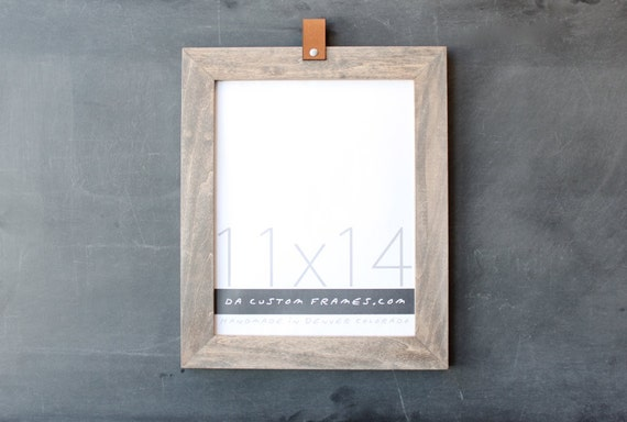 11x14 picture frame ikea leather collection natural sail rope finish handmade frames bulk with mat