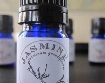 Jasmine Grandiflorum Absolute Essential Oil - Aromatherapy - Essential Oil - Essential Oils
