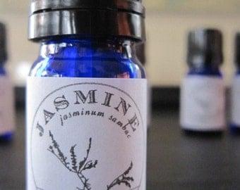 Jasmine Sambac Absolute Oil - Sensual and Indulgent - 100% Pure - Essential Oils
