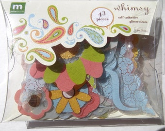 MAKING MEMORIES - Scrapbook Embellishment - Whimsy