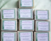 10 Soap Package Deal with Free Soapdish Reserved Listing for Joyce