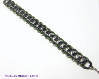 "Stylish ""Zeela"" Chainmaille Bracelet"