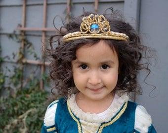 Celtic princess Crown Tiara  for cosplay, dress up, Halloween, Birthday,