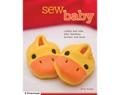 Sew Baby - Autographed Sewing Book with Full-size Patterns