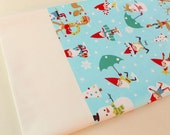 Gnome For The Holidays pillowcase