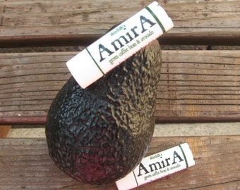 Amira: Rejuvenating Eye Stick with Cold-Pressed Avocado, Evening Primrose and Green Coffee Bean Oils with Mango Butter for YOUTHFUL Eyes