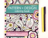 Pattern and Design Coloring Book, Volume Two