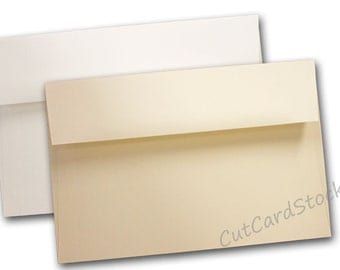Classic CREST 100%  Recycled 80# A7 Envelopes 50 pack