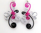 Cute Loop de Loop Earrings