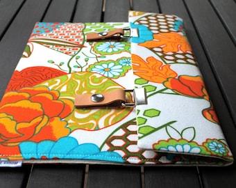 Macbook 12 Case / 11 MacBook Air Case / 13 MacBook Pro Case / Laptop Sleeve / 13 Macbook Pro Retina - Summer Sketch Neon