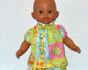 Corolle Tidoo, Corolle Calin Doll,  Baby Alive, Doll clothes   Easter Set, Fits 12 13  Inch Doll Clothes,