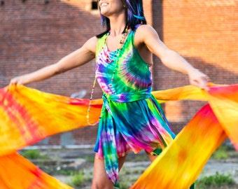 SunShine Flow Dance Silks