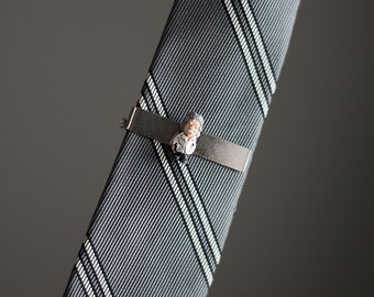 Einstein Tie Clip for child or adult- Tie Bar for boy or man