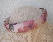 Silk Headband embroidery
