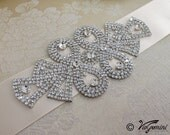 Bridal sash, rhinestone sash, wedding sash, jeweled sash belt, wedding  sash belt, wedding belt