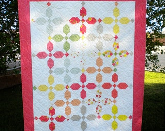 PDF Pattern for Country Lane Quilt