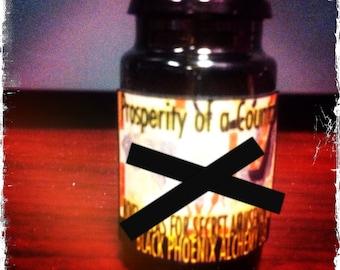 Prosperity of a Country 2010 - 5ml - Black Phoenix Alchemy (mature)