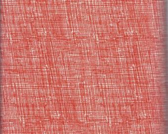 Orange Texture Organic Cotton (OC8224-ORG) - BTY - Timeless Treasures