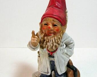 Goebel Co- Boy Elf Figurine, Doc